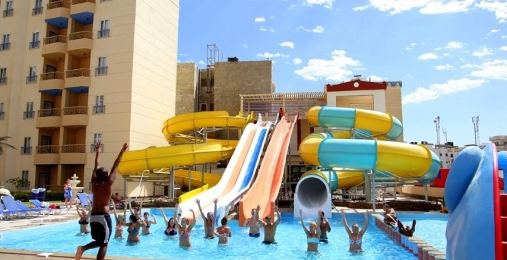Pachet promo vacanta King Tut Aqua Park Beach Resort HURGHADA Egipt imagine 7