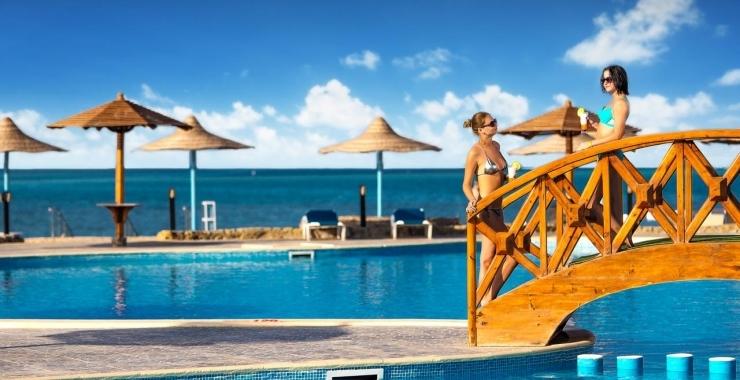 Pachet promo vacanta Hotel Hawaii Le Jardain Aqua Park HURGHADA Egipt imagine 5