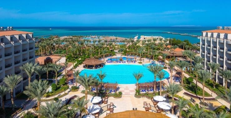 Pachet promo vacanta Hotel Hawaii Le Jardain Aqua Park HURGHADA Egipt