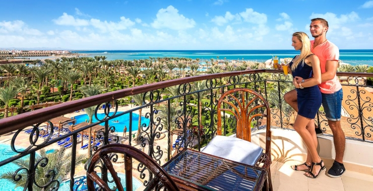 Pachet promo vacanta Hotel Hawaii Le Jardain Aqua Park HURGHADA Egipt imagine 17