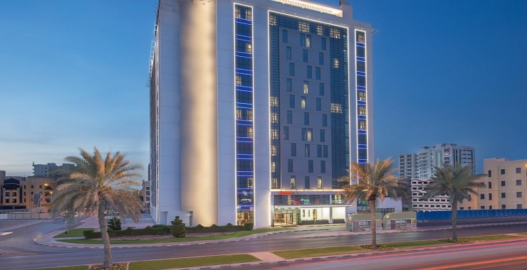 Pachet promo vacanta Hampton By Hilton Dubai Airport Dubai Emiratele Arabe Unite imagine 9