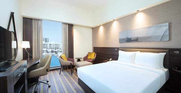 Pachet promo vacanta Hampton By Hilton Dubai Airport Dubai Emiratele Arabe Unite imagine 10