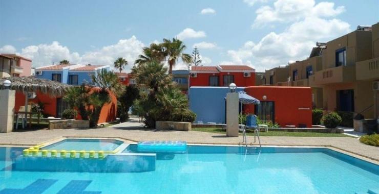 Pachet promo vacanta Marina Sands Hotel Agia Marina Creta - Chania