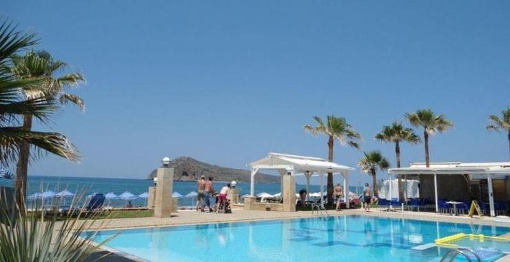 Pachet promo vacanta Marina Sands Hotel Agia Marina Creta - Chania imagine 2