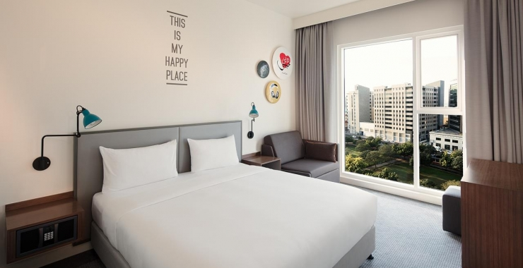 Pachet promo vacanta Hotel Rove City Centre Dubai Emiratele Arabe Unite imagine 4