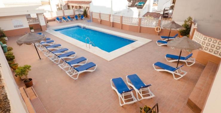 Pachet promo vacanta Hotel Las Rampas Fuengirola Costa del Sol - Malaga imagine 3