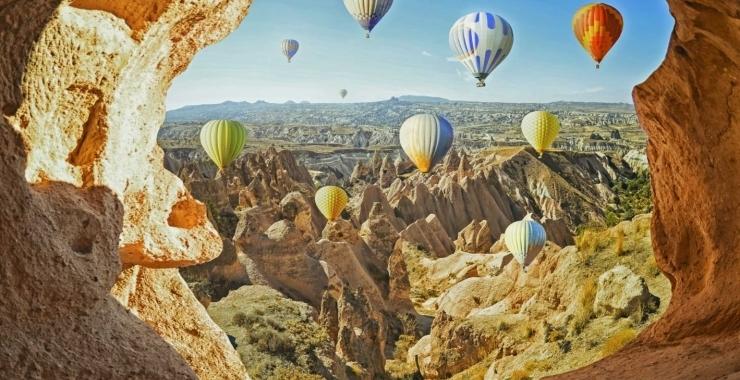 Pachet promo vacanta Circuit Autocar - Istanbul, Cappadocia, Antalya, Pamukkale Circuite Turcia Turcia imagine 2