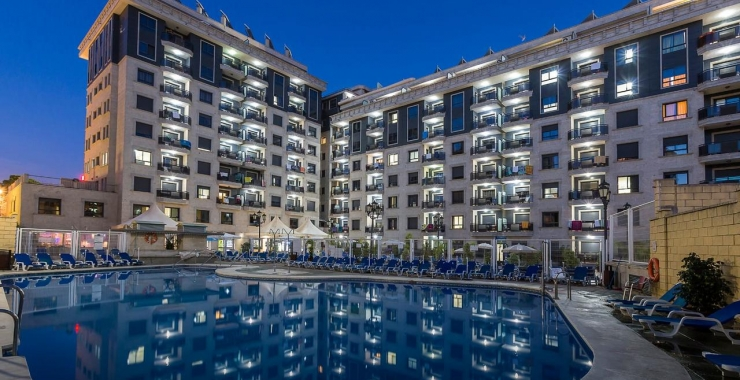 Pachet promo vacanta Apartamentos Nuriasol Fuengirola Costa del Sol - Malaga imagine 10