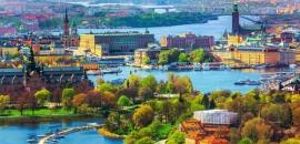 Suedia Stockholm