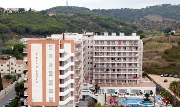 Hotel Olympic *** Costa Brava - Barcelona Costa Brava - Barcelona, Calella Sejur si vacanta Oferta 2018 - 2019
