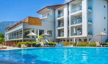 Hotel Princess Golden Beach **** Thassos Skala Panagia Sejur si vacanta
