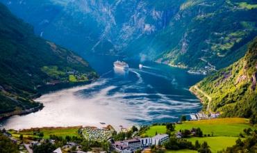 Circuit Norvegia *** Norvegia Norvegia, Oslo Sejur si vacanta Oferta 2018 - 2019