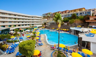 Hotel Turquesa Playa **** Tenerife Puerto de la Cruz Sejur si vacanta Oferta 2020