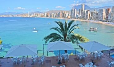 Hotel Lido Benidorm *** Costa Blanca - Valencia Benidorm Sejur si vacanta Oferta 2020