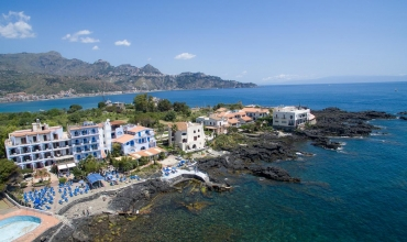 Kalos Hotel *** Sicilia Giardini Naxos Sejur si vacanta Oferta 2020