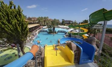 ALBA RESORT HOTEL ***** Regiunea Antalya SIDE Sejur si vacanta Oferta 2020